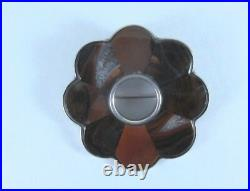 Antique Scottish Agate and Sterling Silver Pin/Brooch