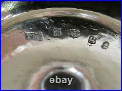 Antique Scottish Georgian Sterling Silver Goblet / Chalice Edinburgh 1812 RARE