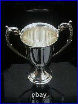 New Scottish Sterling Silver Trophy, Dart Silver Ltd, Hallmarked Edinburgh