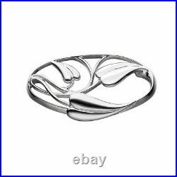 Ola Gorie 925 Silver Eve Pearl Pendant Chain Scottish