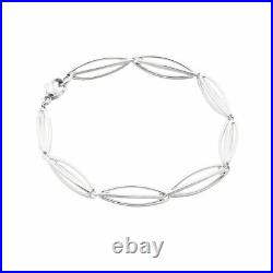 Ola Gorie 925 Silver Stroma Wedding Ring Box Scottish