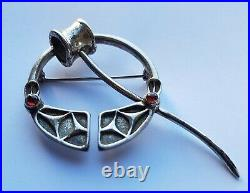 Ola Gorie Jewellery Silver Viking Ship Pendant 20 Chain Scottish