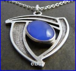Scottish 1964 Silver Ola Gorie Odin's Bird Viking Brooch Pin
