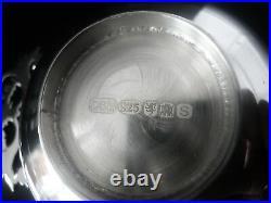 Scottish Sterling Silver Quaich, Brand New in Box, Hallmarked Edinburgh
