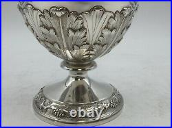 Scottish Sterling Silver Wine Carafe / Pitcher by Robert Gray & Son